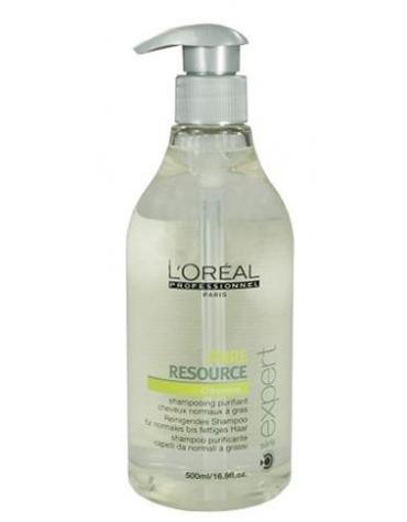 Anti-grasa Pure Resourece Champú Purificante cabellos normales/grasos 500ml