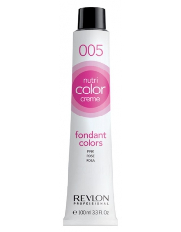 Nutri Color Creme Fondant Colors Rosa 005 100ml