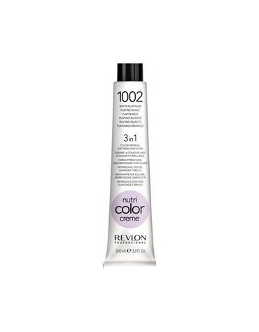Revlon Nutri Color Creme 1002 Platino Blanco 100ml