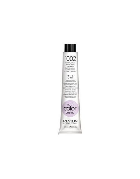 Revlon Nutri Color Creme 1002 Platino Blanco 100ml