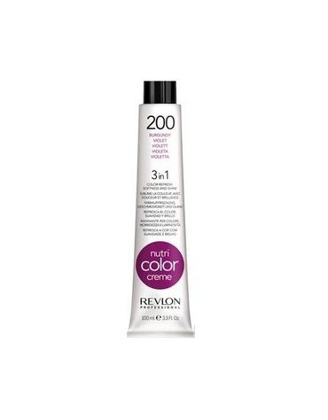 Revlon Nutri Color Creme 200 Violeta 100ml