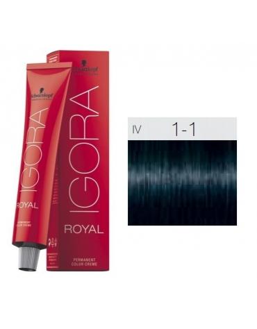 Igora Royal Tinte 0-77 Cobrizo + Oxigenada
