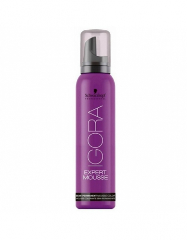 Igora Expert Mousse 4-68 Castaño Medio Chocolate Rojo 100ml