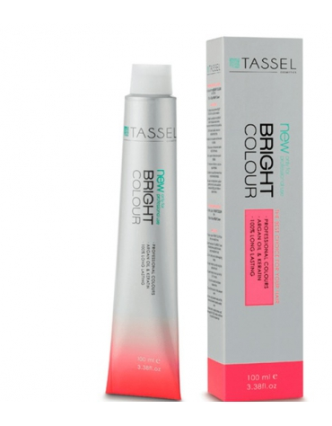 Bright colour 8,1 rubio claro ceniza Tassel 100ml