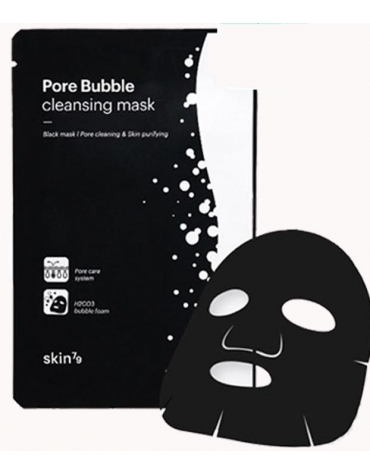 Skin79 Pore Bubble cleansing Mask 23g purificante