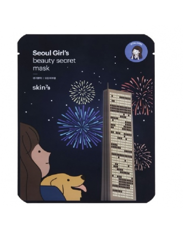 Skin79 Seoul Girl's beauty secret Mask 20g vital care piel joven