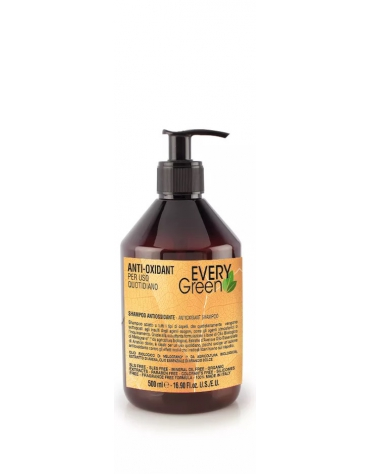 EVERY GREEN Champú Antioxidante 500 ml