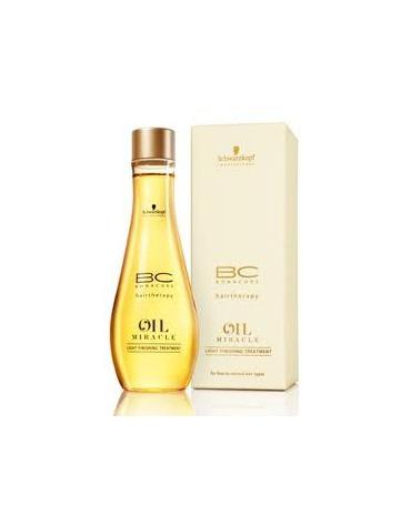 BC Oil Miracle Tratamiento Ligero de Acabado 100ml