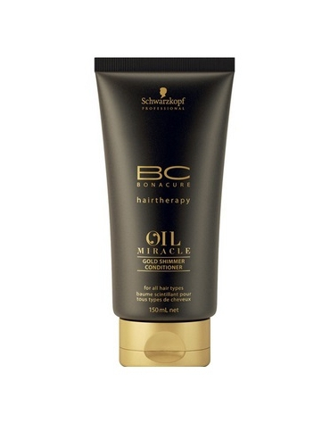 BC Oil Miracle Gold Shimmer Conditioner 150ml