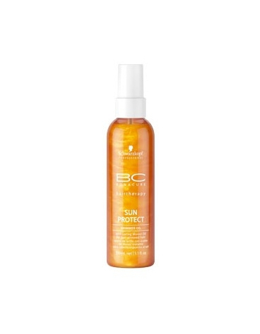 BC Sun Protect Shimmer Oil 150ml