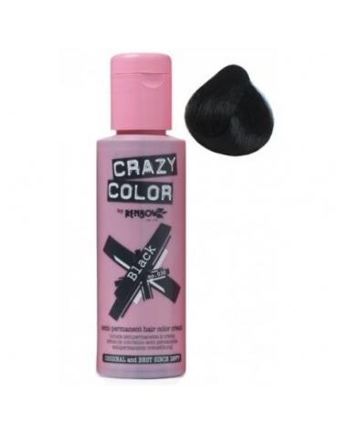 Crazy Color Nº30 Black 100ml