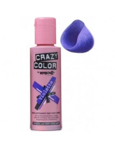 Crazy Color Nº43 Violette 100ml